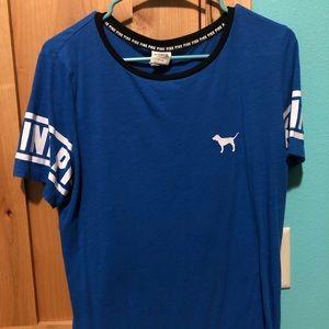 VS Pink Blue T-shirt
